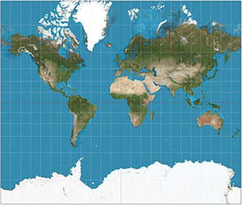Proyección de Mercator   Wikipedia, la enciclopedia libre