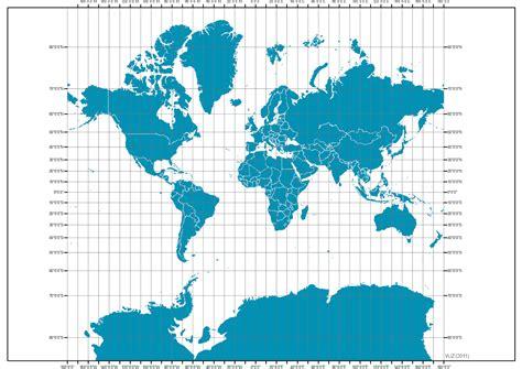 Proyección Peters: el mundo en su verdadera extensión ...