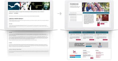 Proyecto de análisis de usabilidad para el Instituto Gestalt.
