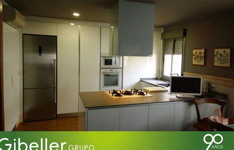Proyecto de #cocina realizado por #Gibeller, en el que ...