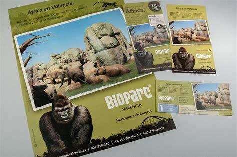 Proyecto de Comunicación Bioparc Valencia | desmarcat