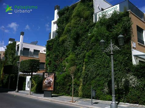 Proyecto en Valencia: Fachada vegetal en Paterna