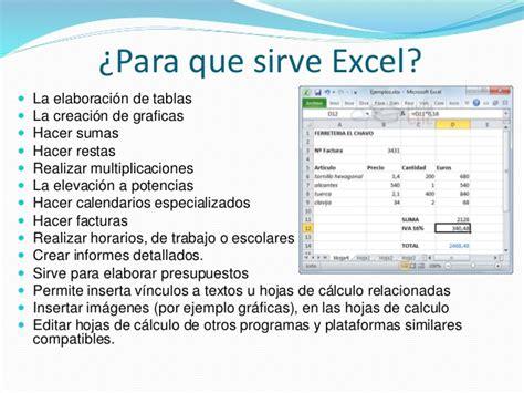 Proyecto final   Manual de Excel