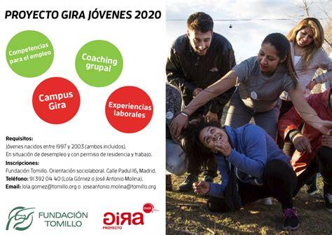 Proyecto Gira Coca Cola 2020   Fundación Tomillo ...