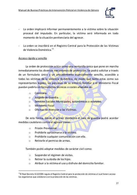 Proyecto Hera. Manual de Buenas Prácticas de Intervención ...