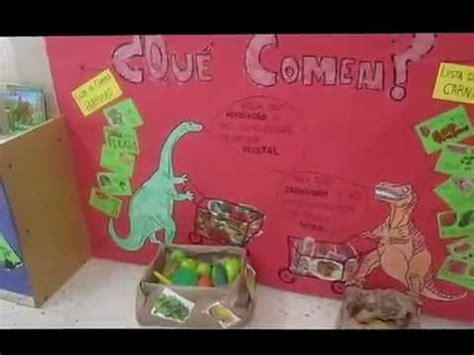 Proyecto: Los Dinosaurios  Dinoland    YouTube