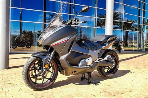 Prueba Honda Integra 750, la tercera vía   Canariasenmoto.com