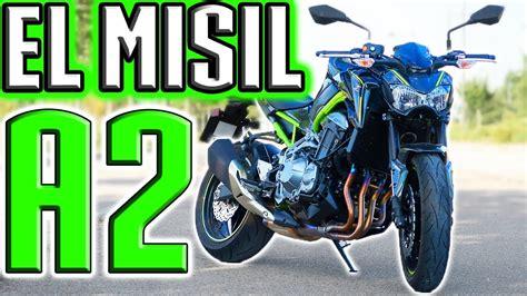 Prueba KAWASAKI Z900 A2 2018 la MEJOR MOTO para el carnet ...