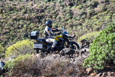 Prueba Macbor Montana XR1 125, divertida trail para uso ...