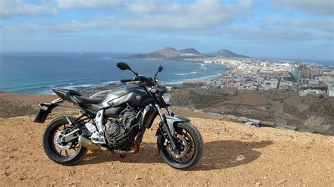 Prueba Yamaha MT 07, tu estimulante diversión diaria ...