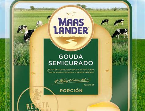 Pruébalo gratis: queso holandés Maaslander | Queso ...