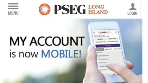 PSEG Long Island mobile site allows customers to pay bills ...