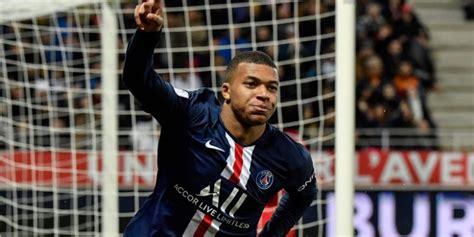 PSG abre contactos para prolongar el contrato de Mbappé ...