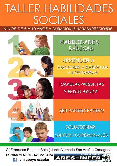 PSICOEDUCATE: TALLER DE HABILIDADES SOCIALES PARA NIÑOS