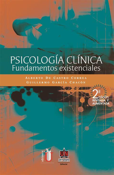 Psicología clínica   Ediciones de la U