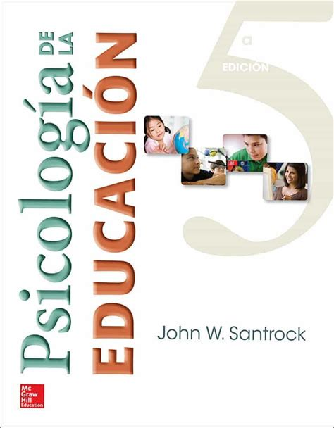PSICOLOGIA DE LA EDUCACION   JOHN SANTROCK   Comprar libro ...