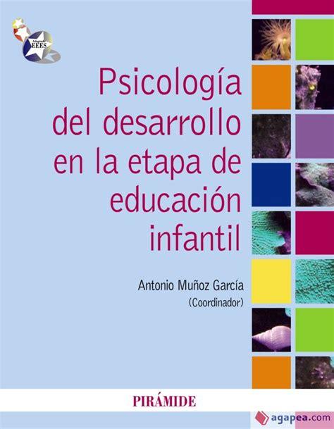 PSICOLOGIA DEL DESARROLLO EN LA ETAPA DE EDUCACION ...