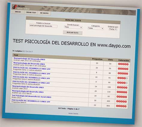 PSICOLOGÍA DEL DESARROLLO http://www.daypo.com/buscar.php ...