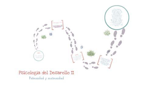Psicología del Desarrollo II by Agustina Esteban