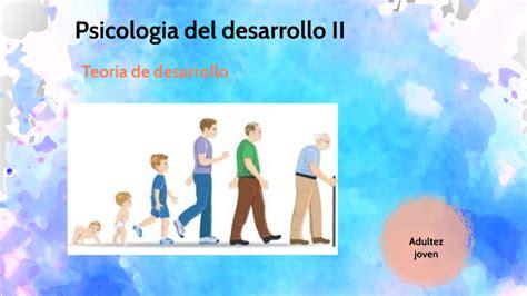 Psicologia del desarrollo II by Josmary Gonzalez