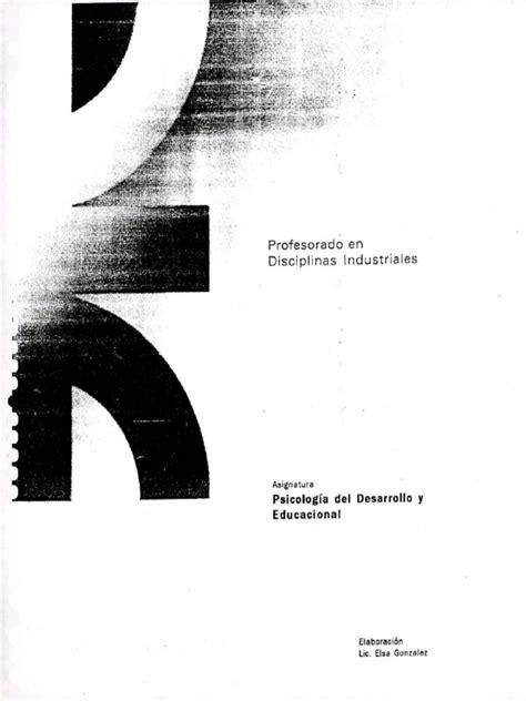 Psicologia del Desarrollo y Educacion ilovepdf compressed ...