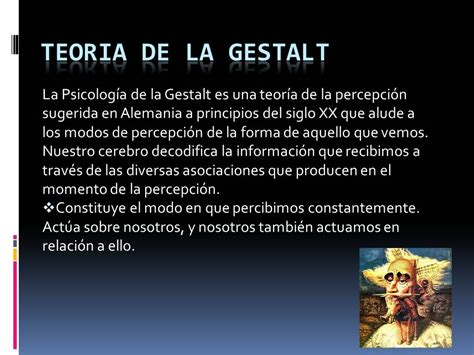psicologia educativa: EXPOSICION TEORIA DE LA GESTALT