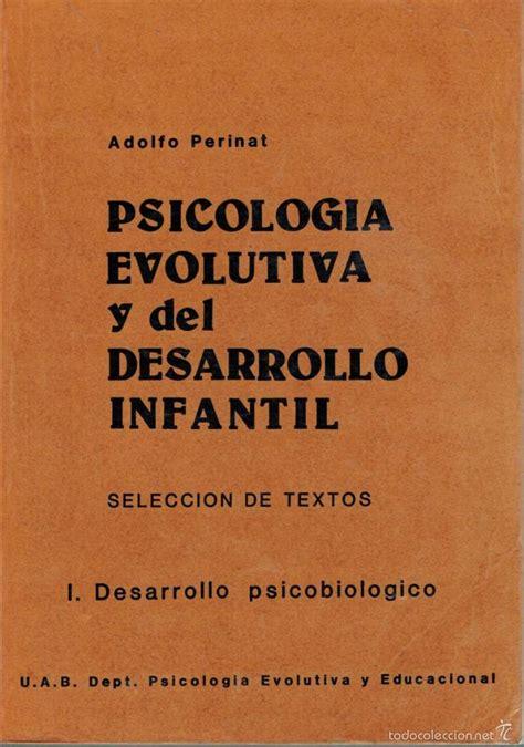 psicología evolutiva y   del desarrollo infanti   Comprar ...