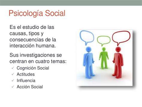 Psicologia tema 11 psicología social