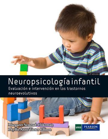 PSICOLOGÍA Y CIENCIA PC: NEUROPSICOLOGÍA INFANTIL PDF