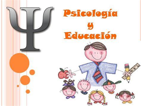 Psicologia y Educacion: La Psicologia Educativa en la ...