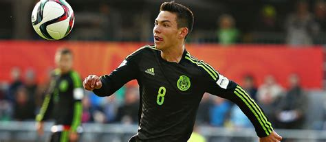 PSV Attract Mexican International Lozano From Pachuca