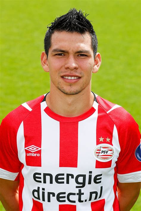 PSV.nl   Hirving Lozano