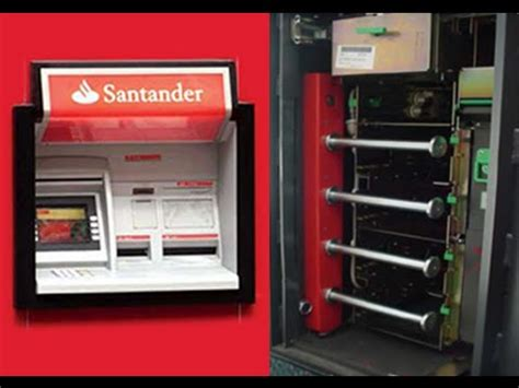 Public Warned Over Using Santander ATMs   YouTube