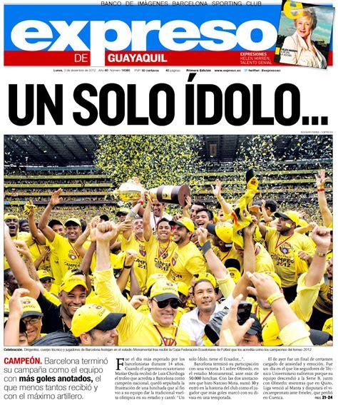 Publicaciones en los Diarios DIARIO EXPRESO DE GUAYAQUIL ...