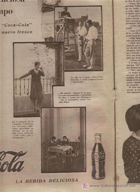 publicidad 15 07 1930 primer anuncio de coca co   Comprar ...