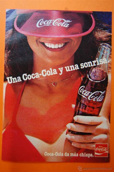 publicidad   1980   coleccion coca cola   Comprar ...