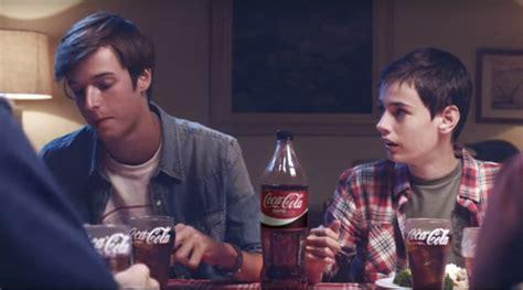 Publicidad y Cine con Valores: Coca Cola entrañable: Amor ...