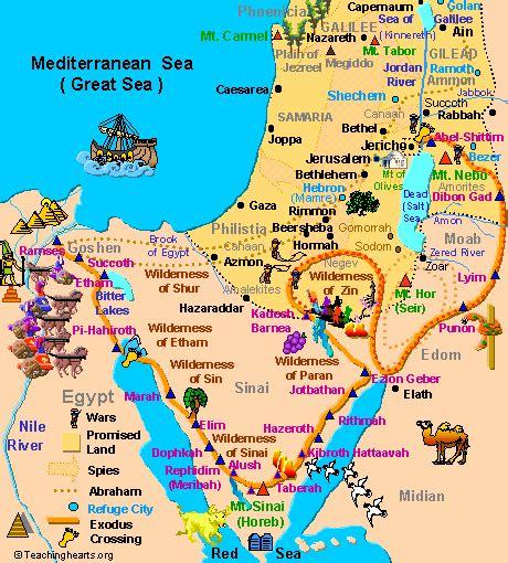 PUEBLO_israel_RELIGIÓN_ISRAEL_1_hebreos_Canaan