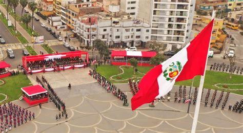 Pueblo Libre dispone embanderamiento obligatorio en ...