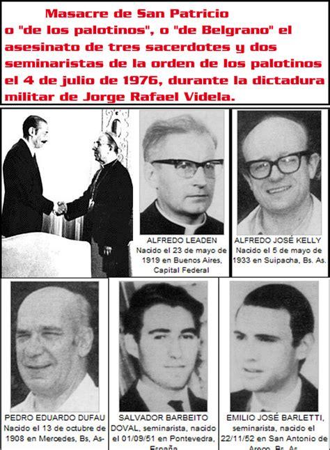 Pueblo : NOMEOLVIDES: 4 de julio de 1976 – Masacre de San ...