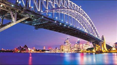 Puente de la bahia de Sidney Australia | Puentes del mundo ...