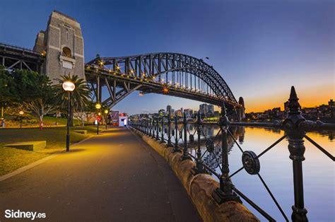 Puente del Puerto de la Bahía de Sidney