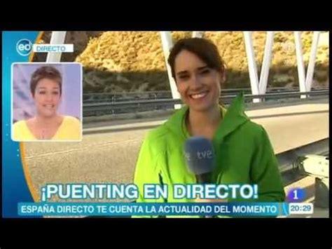 Puenting en directo en España Directo 28.05.14   YouTube