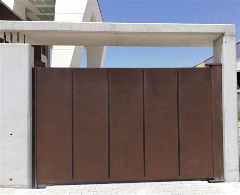 Puerta de garaje   Cerrajería AJP   Especialistas en acero ...