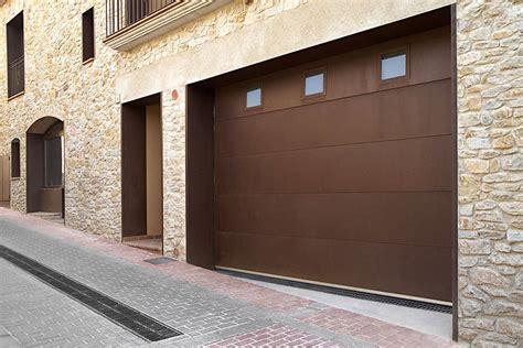Puerta de garaje seccional   ALUCOMIR   Angel Mir – Portes ...