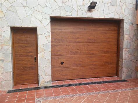 Puerta Seccional Garaje   JIMATIC Puertas Automáticas