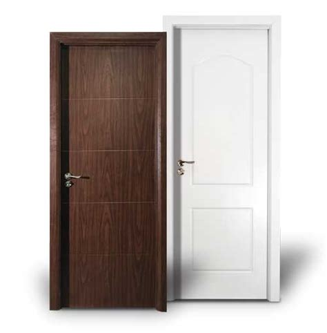 Puertas de interior en PVC con Herrajes Platil   Aberturas ...