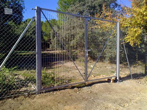 Puertas de valla metalicas – Materiales de construcción ...