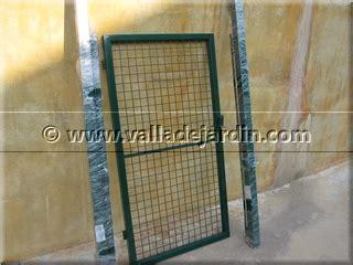 Puertas metalicas para jardin – Materiales de construcción ...