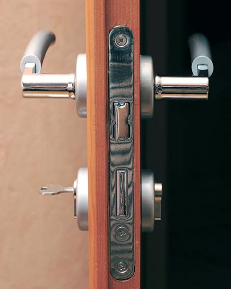 Puertas Olamendi   Tipos de herrajes para puertas